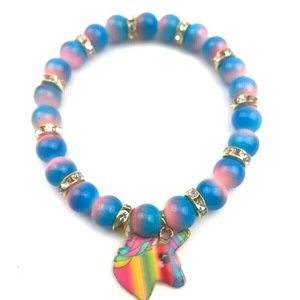 Other - Unicorn bracelet fashion jewelry children
